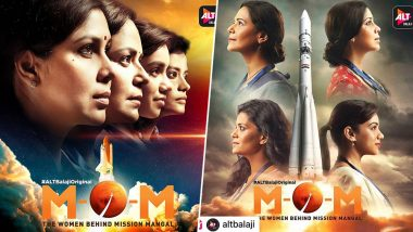 Ekta Kapoor Launches Poster of Her Upcoming Series 'MOM – Mission Over Mars' on Her Birthday (View Pic)
