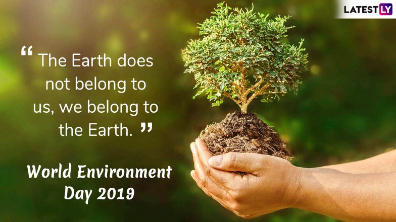World Environment Day 2019 Greetings Celebrate The Day