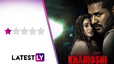 Khamoshi Movie Review: Prabhu Deva and Tamannah Bhatia Should Have Walked Out Of This Project When They Had A Chance!