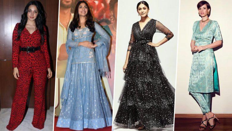 Kiara Advani, Mrunal Thakur and Kalki Koechlin are the Fashion Offenders of This Week (View Pics)