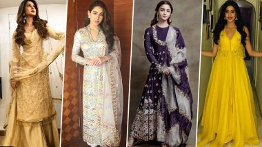 Eid 2019: From Jennifer Winget to Sara Ali Khan, Let's Take Some Inspirations from our Desi Divas on How to Dress Up for This Special Day
