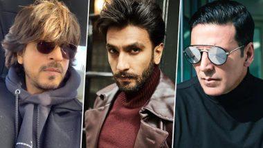 SRK for The Lion King, Ranveer Singh for Deadpool 2: How Bollywood Celebs Promote Hollywood Franchises