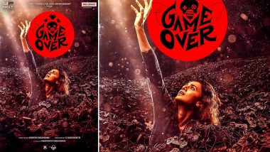 Game Over Box Office Collection Day 7: Taapsee Pannu's Horror-Thriller Fares Averagely in Week 1, Mints Rs 9.02 Crore