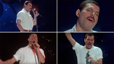 Queen Frontman Freddie Mercury Performs 'Time Waits for No One' in This Unreleased Music Video – (Watch Video)