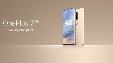 OnePlus 7 Pro Almond Colour Variant Now Available For Online Sale Via Amazon India