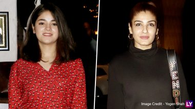 Raveena Tandon Takes a Dig at Zaira Wasim's Decision to Quit Bollywood, Says, 'It Doesn't Matter if Two Films Old are Ungrateful to the Industry'