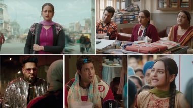 Khandaani Shafakhana Trailer: Sonakshi Sinha, Varun Sharma and Badshah Promise to Take You on a Fun-Filled Ride (Watch Video)