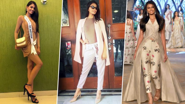 Femina Miss India 2019 Winner Suman Rao is the Girl of Every Man's Dream; Check out Some of her Instagram Pictures