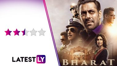 Bharat Movie Review: Salman Khan and Katrina Kaif's Film Finds Its Strengths in the Emotions; the Rest Is Utterly Forgettable!