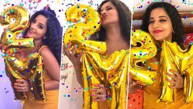 Nazar Actress Monalisa Reaches 2 Million Followers on Instagram, Thanks Fans – Watch Video