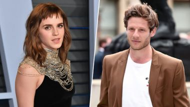 Little Women Actor James Norton Shares 'Warm Affectionate' Bond With Co-Star Emma Watson