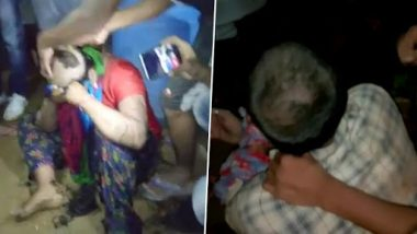 Moral Policing Mob in Odisha: Locals Shave Heads of Inter-Caste Lovers in Mayurbhanj, Case Registered