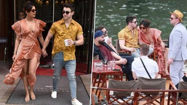Priyanka Chopra and Nick Jonas are Busy Romancing in the City of Love, Paris - Check Out New Pics