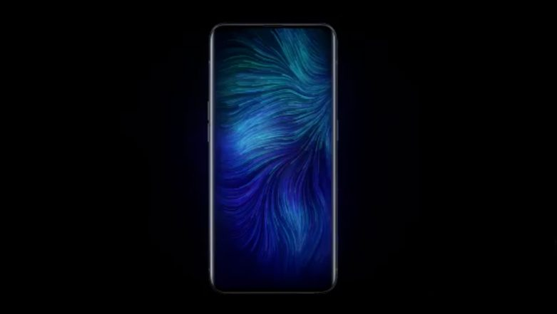 OPPO Announced World's First Under-screen Camera Smartphone At 2019 MWC Shanghai: Report