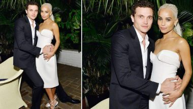 Zoe Kravitz and Karl Glusman Marry In Romantic Wedding Ceremony in France