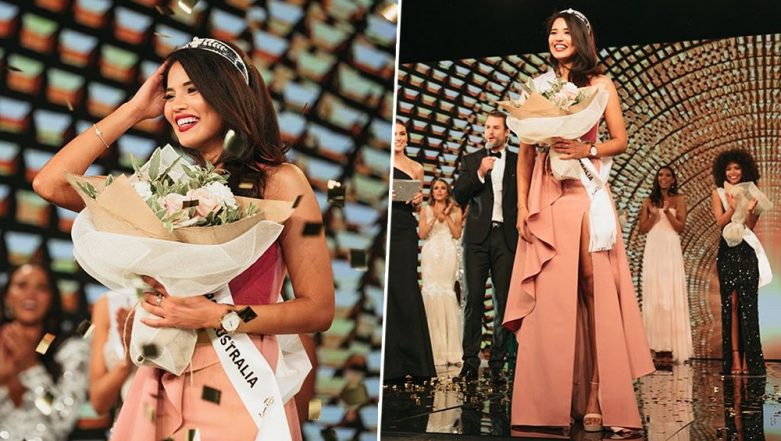 Miss Universe Australia 2019 Winner: India Born Priya Serrao Wins The Beauty Pageant