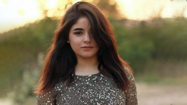 Zaira Wasim Quits Acting: Twitterati Divided Over the Dangal Star's Decision Due to Its Religious Context
