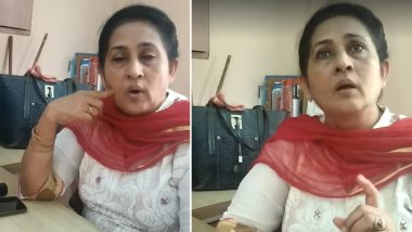 Mumbai: After St Lawrence School, Vashi Principal Denies Admission to Single Mom's Kid, Smriti Irani Raises Issue With HRD Ministry