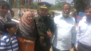 After Clearing IIT Entrance Test, 21-year-old Joins Defence Forces; Commissioned Into Indian Army After Passing Out Parade From IMA