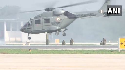 Kargil War 20th Anniversary: IAF Recreates Tiger Hill Attack During 'Operation Vijay' at Gwalior Air Base, Watch Video