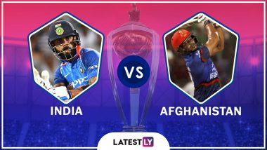 Mohammad Shami Hat Trick Helps IND Beat AFG: India vs Afghanistan Highlights ICC World Cup 2019 Match