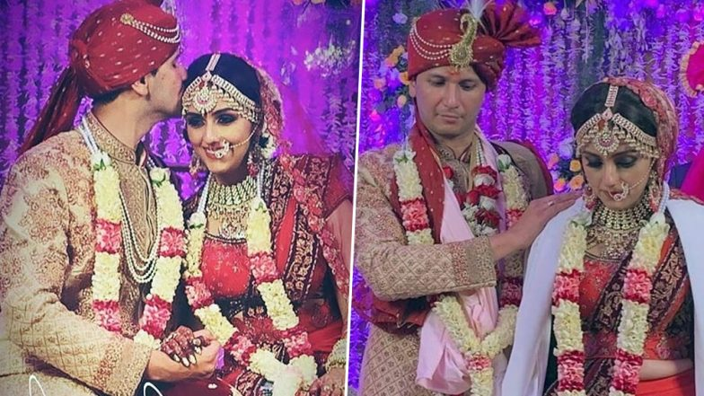 Aarti Chabria Ties the Knot With Visharad Beedassy, Check Out Inside Pictures From Their Wedding