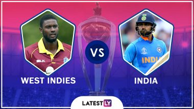 India vs West Indies Highlights of ICC World Cup 2019 Match: IND Beat WI by 125 Runs