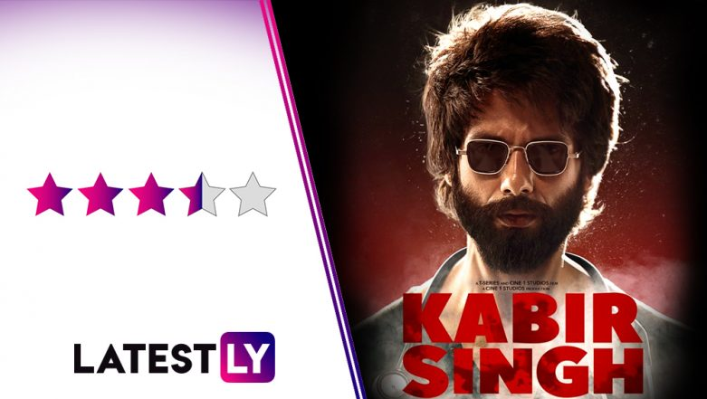 Kabir Singh Movie Review: Shahid Kapoor Smashes His Way to a Career-Best Performance in This Problematic Love Story