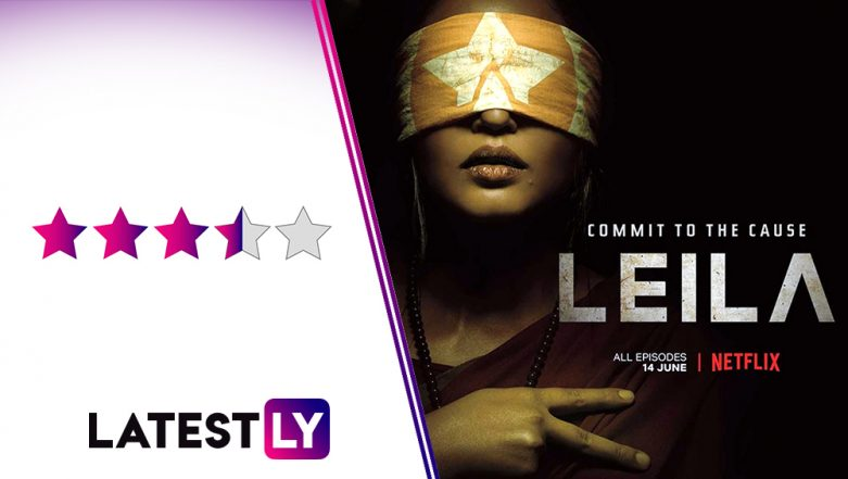 Leila Season 1 Review: Huma Qureshi and Siddharth's Brilliantly Enacted Netflix Series Is a Claustrophobic Vision of a Terrifying Future