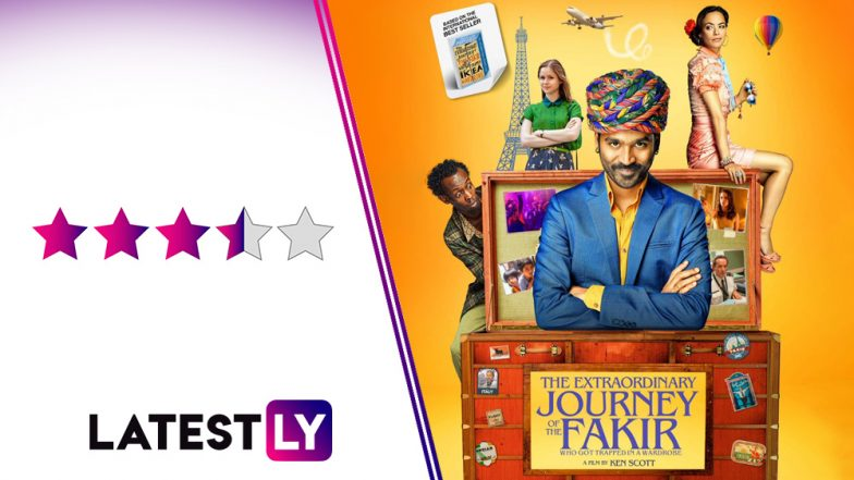 The Extraordinary Journey of the Fakir Movie Review: Dhanush As A Charlatan Puts Up An Endearing Story While Ken Scott Delivers A Feel-Good Film!