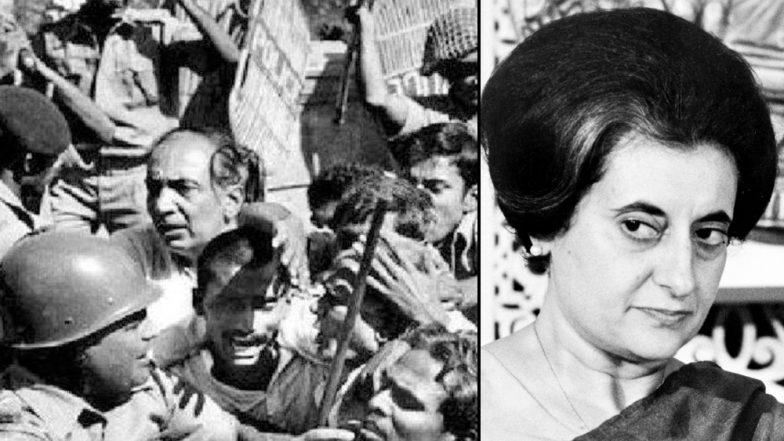 Emergency Declaration By Indira Gandhi: A Look Back At June 25, 1975