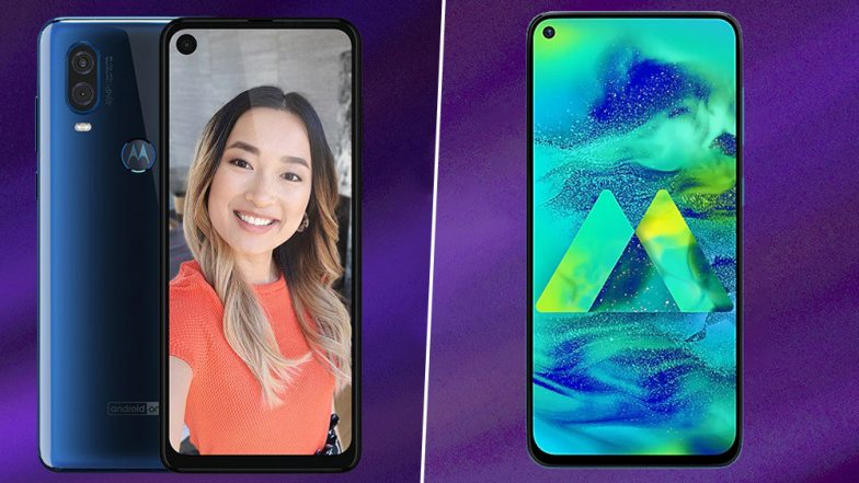 Motorola One Vision Vs Samsung Galaxy M40: Price, Features, Specifications - Comparison