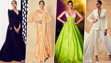Sonam Kapoor Ahuja Birthday Special: For those Who Don't Know, 'She Doesn't Do Fashion, She's Fashion'