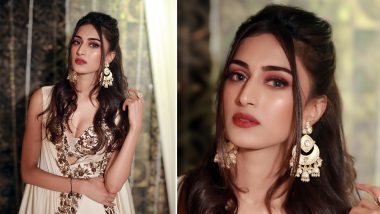 Erica Fernandes Looks Ravishing in Her Recent Fashion Outing for an Awards' Function (View Pics)