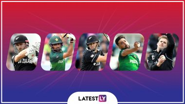 Pakistan vs New Zealand, ICC Cricket World Cup 2019 Match: Key Players to Watch Out in PAK vs NZ Clash