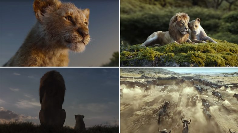 The Lion King New Tv Spot Gives Us A Glimpse Of Beyonce And