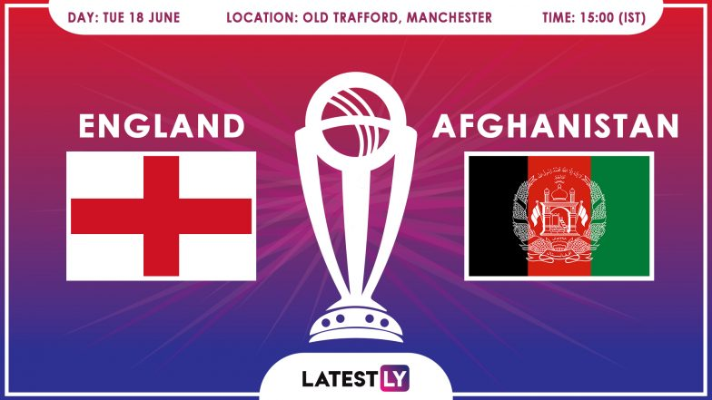 England vs Afghanistan, ICC Cricket World Cup 2019 Match Preview: Winless AFG to Face Confident ENG