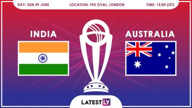India vs Australia, ICC Cricket World Cup 2019 Match Preview: IND Take On AUS Amid MS Dhoni's Glove Controversy