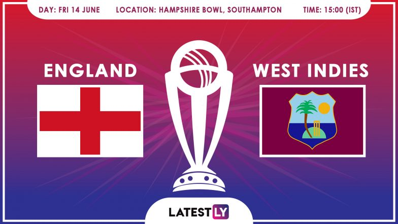 England vs West Indies, ICC Cricket World Cup 2019 Match Preview: ENG Aim to Continue Dominance Against WI