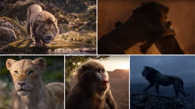 The Lion King Box Office Collection Day 6: Disney's Live Action Remake Is Racing Towards Rs 100 Crore Club in India, Rakes in Rs 75.92 Crore