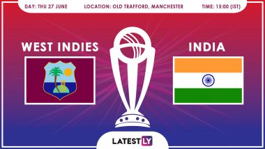 West Indies vs India, ICC Cricket World Cup 2019 Match Preview: Men in Blue Gear Up for Russell-Less Windies Test