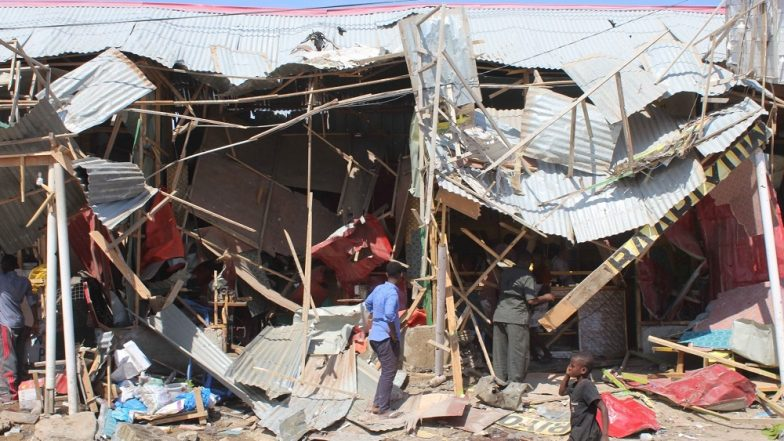 Somalia: 10 Killed, Several Injured in Mogadishu Car Bombings