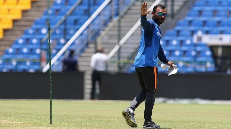 ICC Cricket World Cup 2019: Want India to Out-Field Every Opponent in the Tournament, Says Fielding Coach R Sridhar