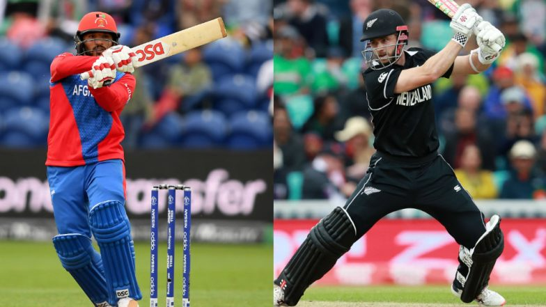 Afghanistan vs New Zealand Betting Odds: Free Bet Odds, Predictions and Favourites During AFG vs NZ in ICC Cricket World Cup 2019 Match 13