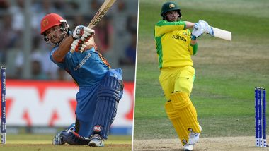 Live Cricket Streaming of Afghanistan vs Australia Match on