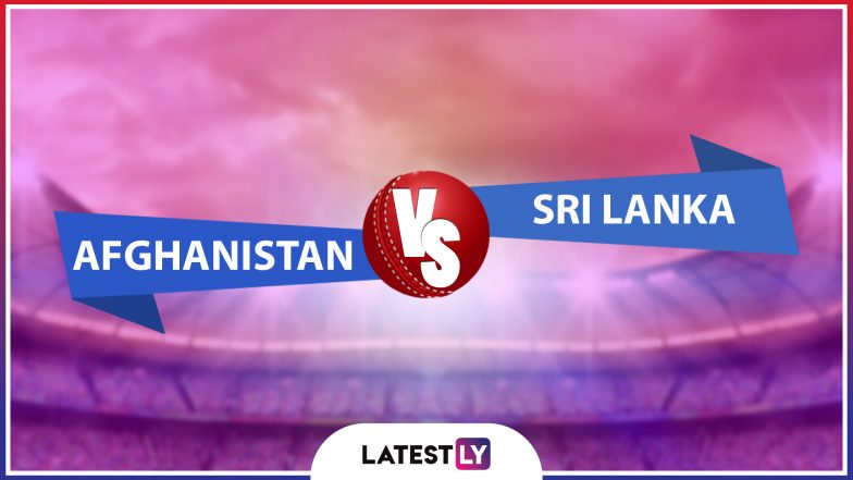 Live Cricket Streaming of Afghanistan vs Sri Lanka ODI Match on Hotstar and Star Sports: Watch Free Telecast and Live Score of AFG vs SL ICC Cricket World Cup 2019 Clash on TV and Online