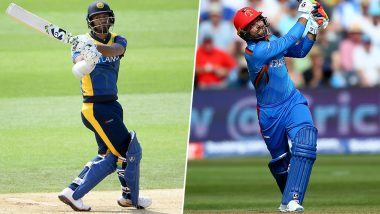 Afghanistan vs Sri Lanka Betting Odds: Free Bet Odds, Predictions and Favourites During AFG vs SL in ICC Cricket World Cup 2019 Match 7