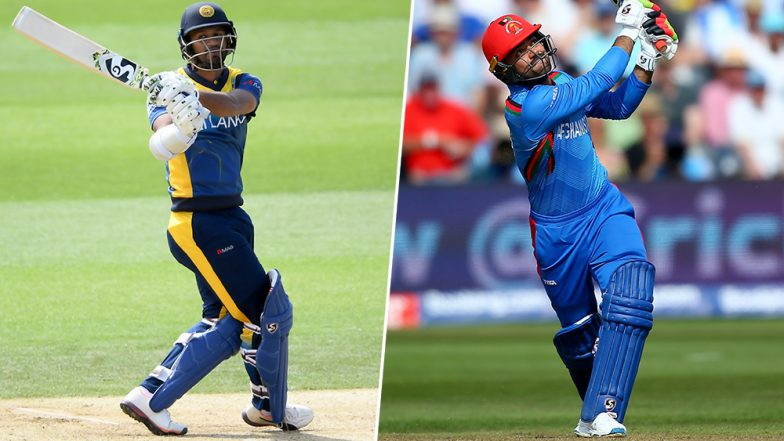 Afghanistan vs Sri Lanka Betting Odds: Free Bet Odds, Predictions