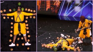 India's Bir Khalsa Group's Powerful Act on America's Got Talent 14 Leaves Everyone Spellbound (Watch Viral Video)