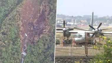 IAF AN-32 Crash: Black Box Damaged, May Delay in Ascertaining Cause of Accident
